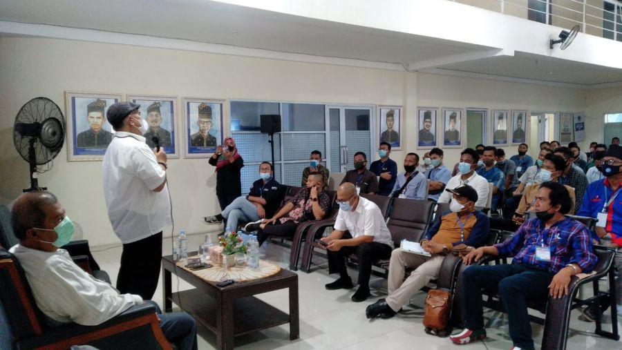 13 Wartawan Nilai Terbaik Tes Masuk PWI Riau, Langsung Ikut UKW Angkatan XVII di Dumai