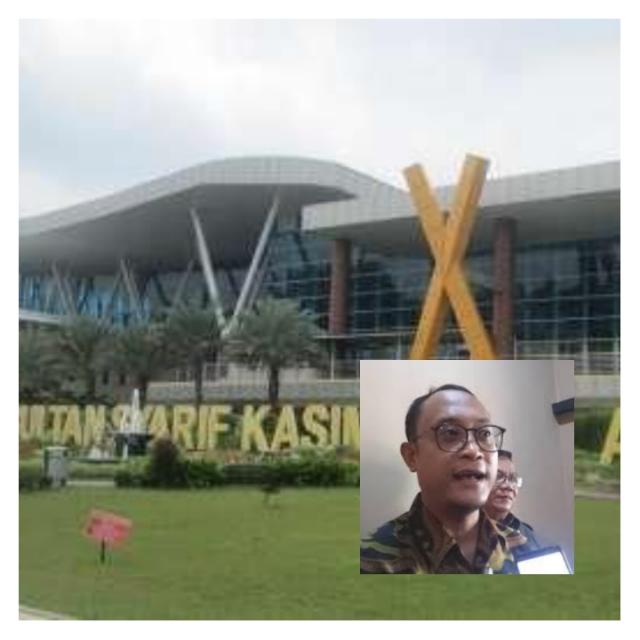 Bandara SSK II Tingkatkan Pelayanan Demi Menjaga Kepercayaan Masyarakat
