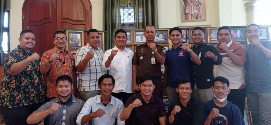Dua Himpunan Mahasiswa Rokan Dukung Penuh Visi Misi FKSR Riau