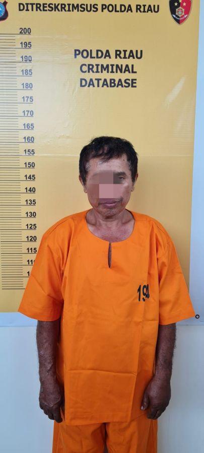 Gabungan Polda Riau dan BKSDA Gagalkan Perdagangan Kulit Harimau, Satu Pelaku Ditangkap