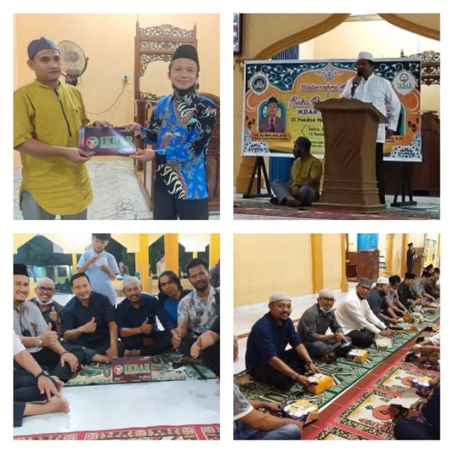IKBAR Alumni Pondok Al-Kautsar Gelar Buka Bersama Untuk Jalin Silaturahmi
