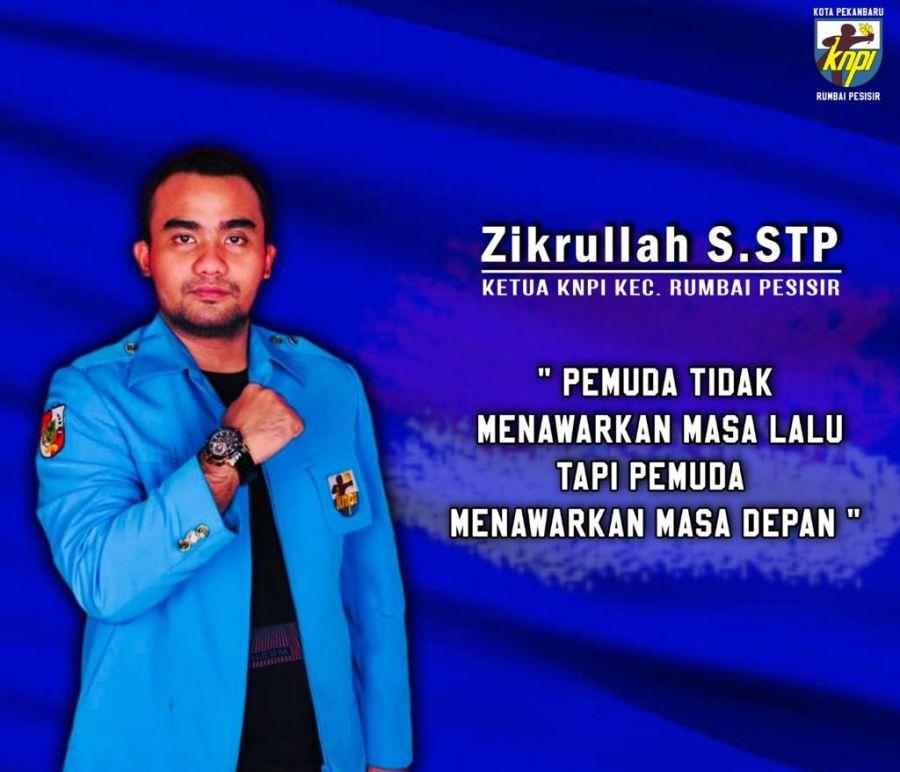 PK KNPI Rumbai Pesisir Dukung Penarikan Retribusi Parkir di Ritel Indomaret dan Alfamart