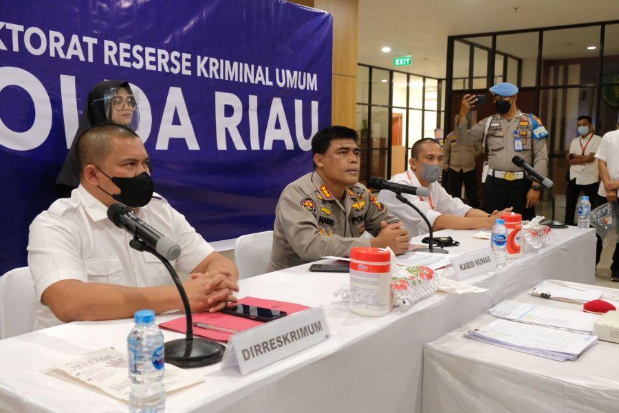 Polda Riau Dalami Kasus Kerugian yang Dialami Pengusaha Sembako Selama 4 Bulan