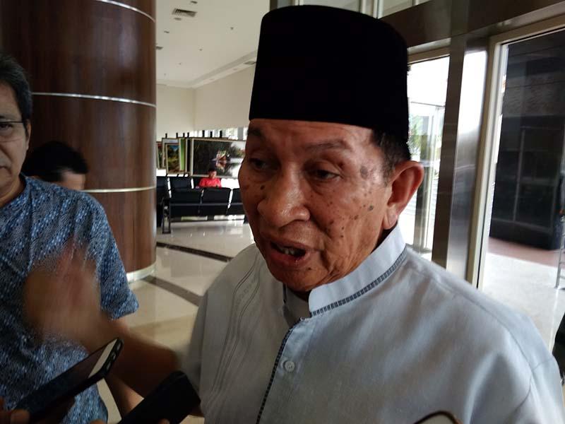 Raja Marjohan Yusuf Terpilih Menjadi Plt Ketua KONI Riau