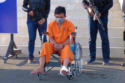 Akhir dari Pelarian AIP Pelaku Pembunuhan Terhadap Istri dan Anak yang Masih Didaalam Kandungan