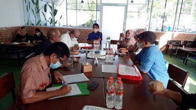 Hasil Ujian Masuk PWI Riau: 75 peserta Lulus, 8 Lulus Bersyarat, dan 13 Tak Lulus