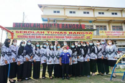 Menuju Sekolah Favorit di Kota Pekanbaru, Maju Bersama Sekolah Tunas Bangsa