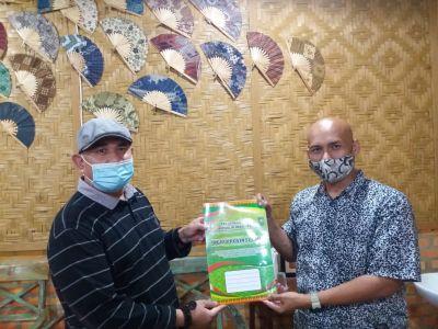 Sepakat, PWI Riau Dukung 100 Persen TUI FC Binaan PGRI
